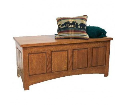 Bridger Mission Cedar Hope Chest