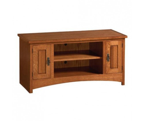 Bridger Mission Short TV Stand