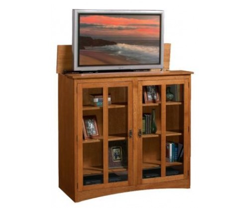 Gallatin Classic Pop-up Hidden TV Lift Cabinet