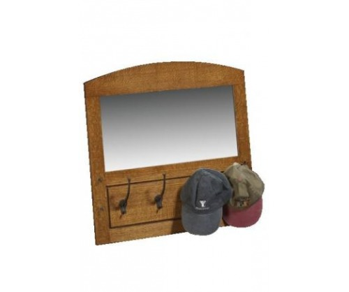Gallatin Classic Small Mounted Coat Rack