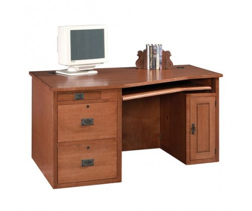 Gallatin Classic Stone Creek Computer Desk