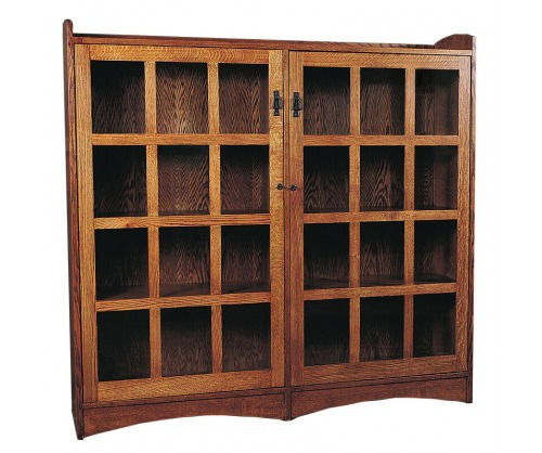 Gallatin Classic Double Display Case