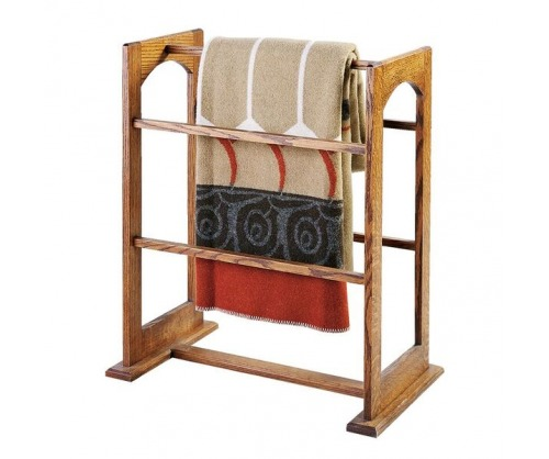 Gallatin Classic Standing Quilt Rack