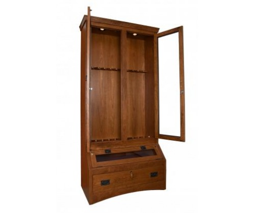Lifestyle Bridger Mission 10 Gun Cabinet