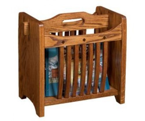 Bridger Mission Magazine Rack