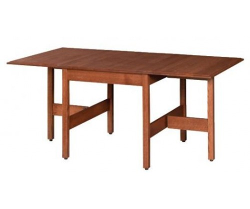 Bridger Mission Drop Leaf Table
