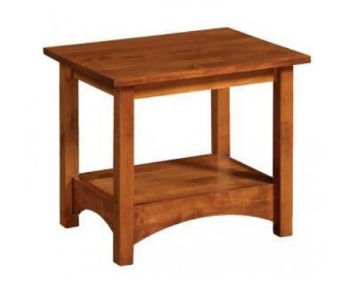 Virginia City End Table