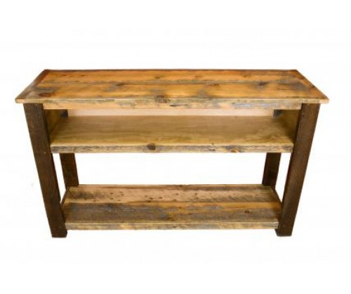 Reclaimed Entertainment Console