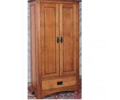 Bridger Mission Linen Cabinet