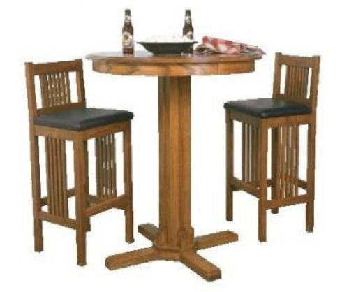 "Teton Mission 30"" Bar Stool"
