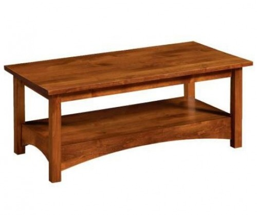 Virginia City Coffee Table