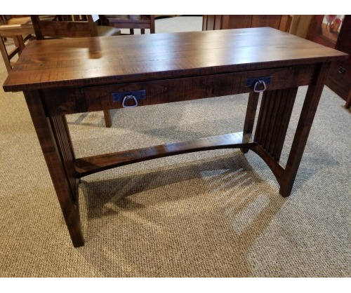 Yellowstone Rustic Writing Desk