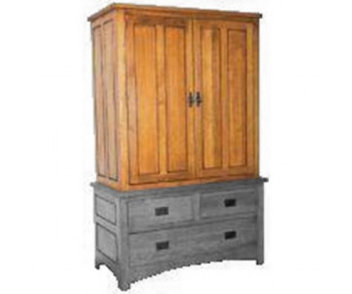 Bridger Mission Armoire Television Top