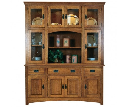 Bridger Mission China Cabinet