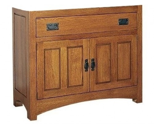 Bridger Mission Occasional Chest