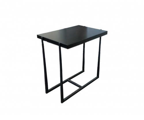 Modern Forged Metal Side Table