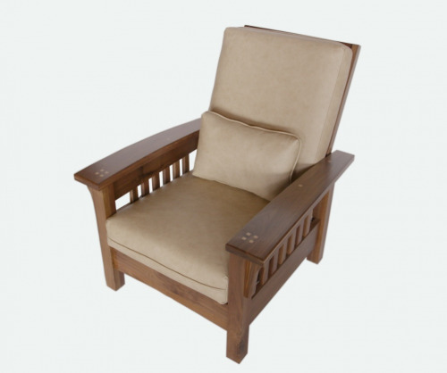 Morris Mission Chair
