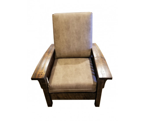Reclaimed Morris Lounge Chair